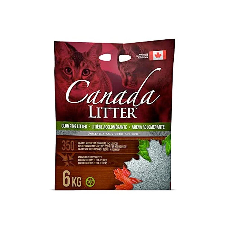 Canada Litter 6KG – Unscented