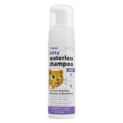 Petkin Kitty Waterless Shampoo 6.7oz