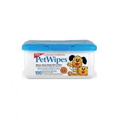 Petkin wet wipes