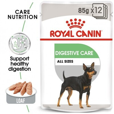 CANINE CARE NUTRITION DIGESTIVE CARE (WET FOOD - POUCHES)