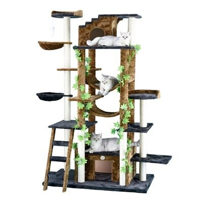 77″ Forest Cat Tree-F2090