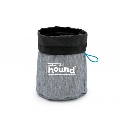 Outward Hound Treat Tote Grey