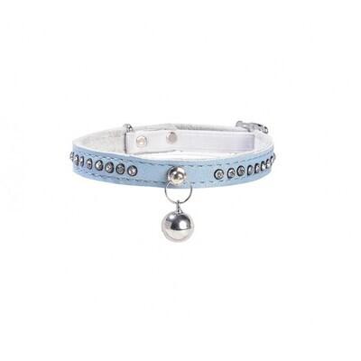 Cat collar Blue