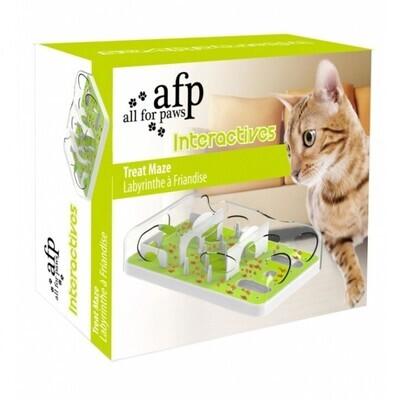 INTERACTIVE CAT PUZZLE FEEDER