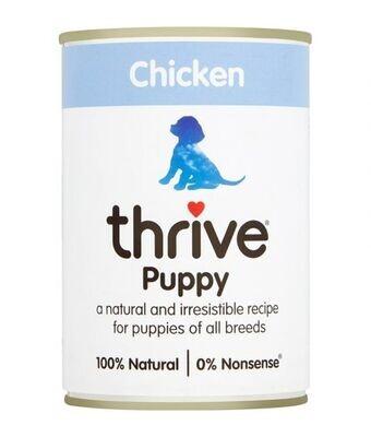 Thrive Complete Puppy Chicken Wet Food 400g