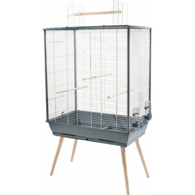 NEO JILI BIRD CAGE XL - GREY