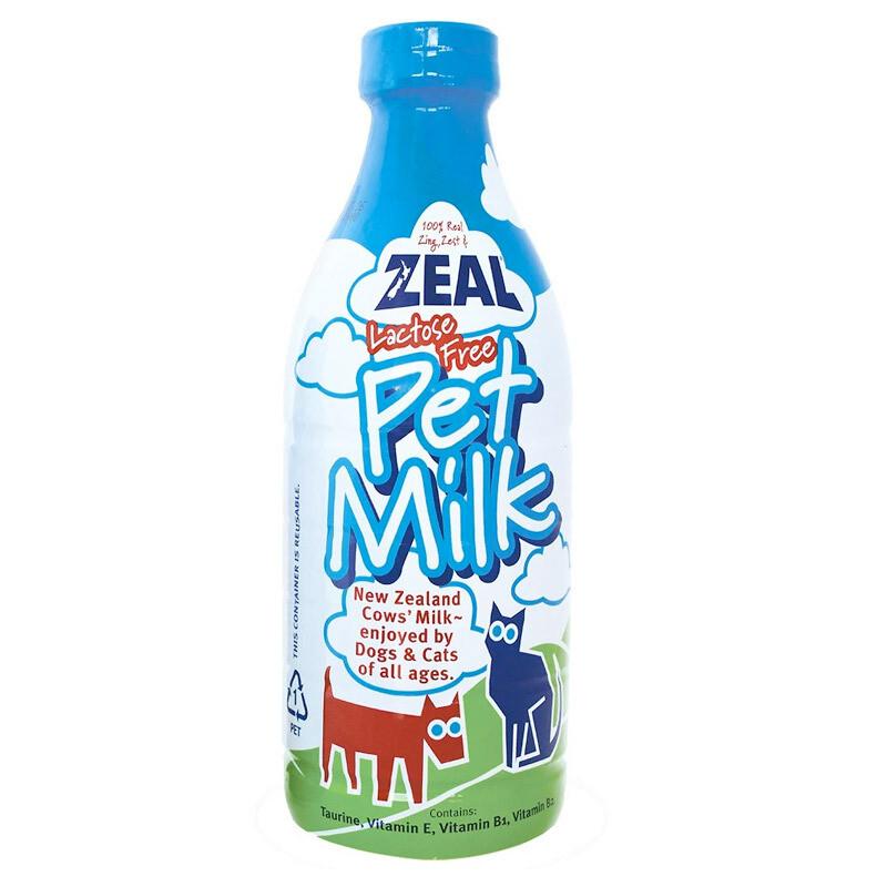 Zeal Pet Milk (1000ml)
