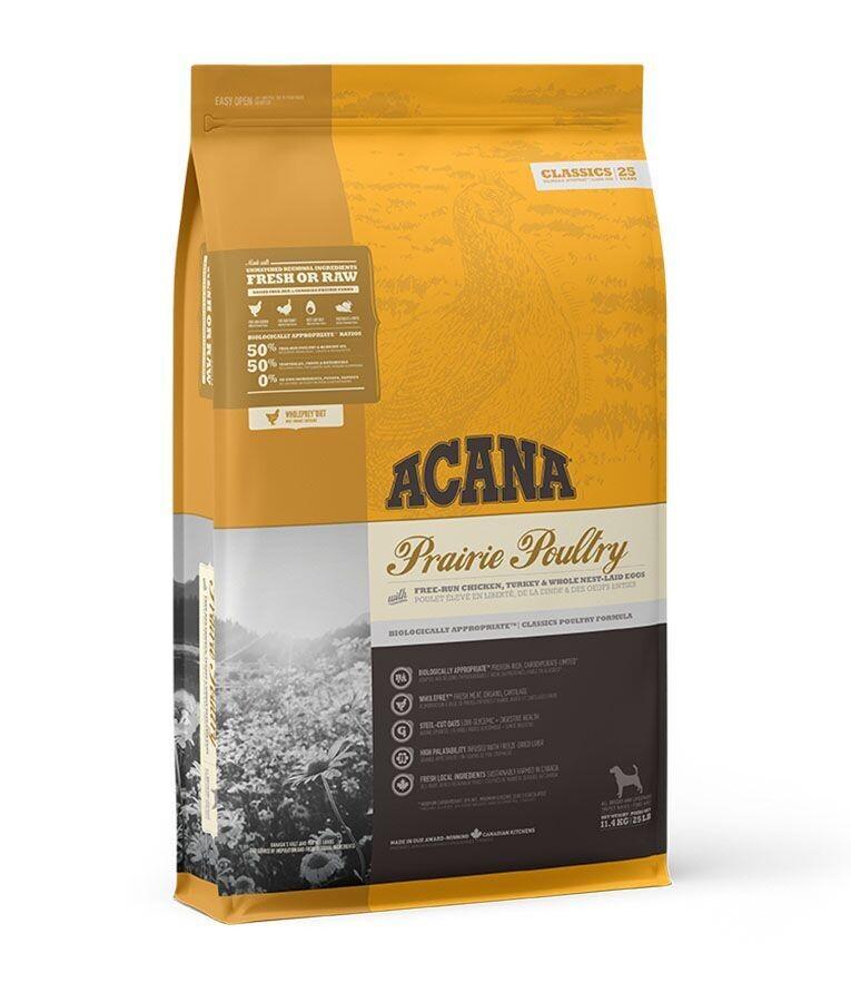 Acana Dog Prairie Poultry Dry Food