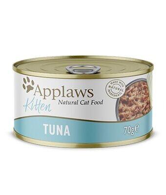 Applaws Kitten Tuna Wet Food 70g Tin