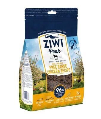 ZiwiPeak Air Dried Chicken Dry Dog Food 1KG