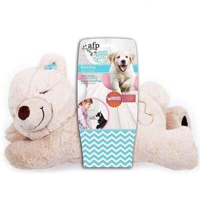 Little Buddy Warm Bear Comfort Toy (Microwavable)