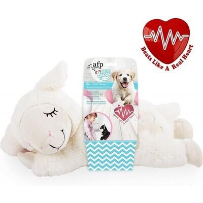 Little Buddy Heartbeat Sheep Comfort Toy