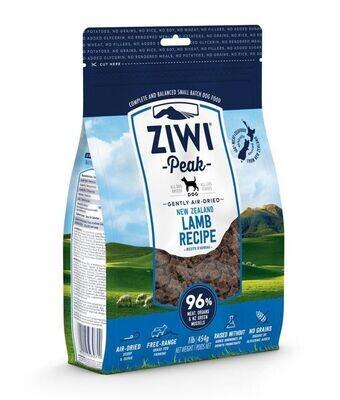 ZiwiPeak Air Dried Lamb Dog Food 4KG