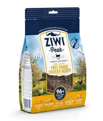 ZiwiPeak Air Dried Chicken Recipe Cat Food 400g