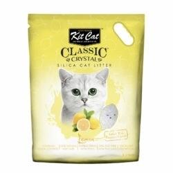 Kit Cat Classic Crystal Cat Litter – Lemon (5 Litres)