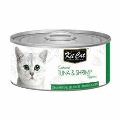 KitCat Wet Cat Food 400g - Tuna & Prawan