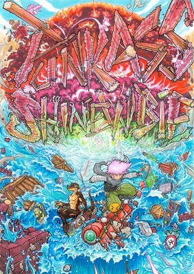 Punkass Shinewbie - The wave