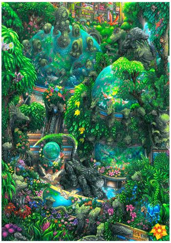 Synthetic Garden 2-3