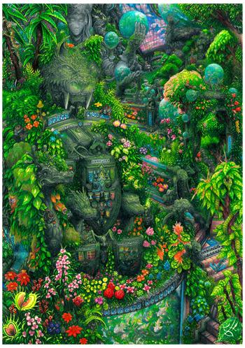 Synthetic Garden 3-3