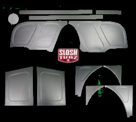 1967-72 Slosh Tubz Classic Tubz bundle without steering cutout