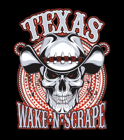 2021 Texas Wake-n-Scrape
