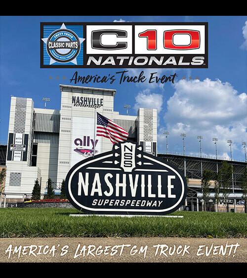 2021 C10 Nationals at Nashville Super Speedway