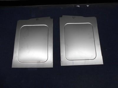 1981-87 Core Support Filler Panels (Slosh Tubz)