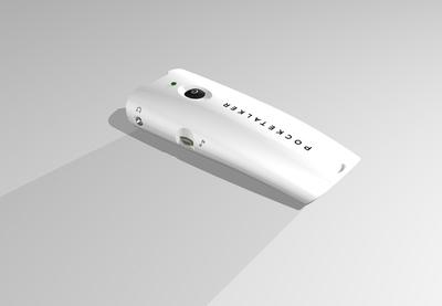 Pocketalker 2.0 Personal Sound Amplifier PKT E1