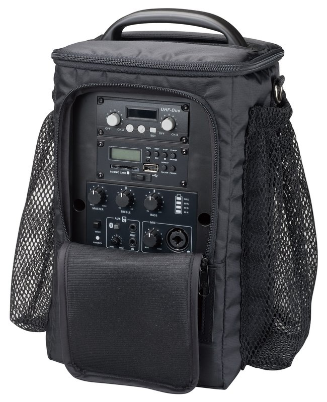 Padded Travel / Carry Bag for TalkAbout GPA670 Speaker
