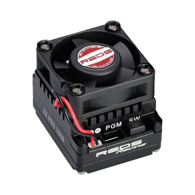 ESC REDS ZX PRO 160A 1/10 COMPETITION