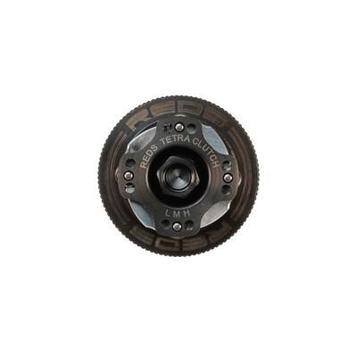 CLUTCH TETRA ADJUSTABLE 4 STEEL SHOES D32 KIT OFF ROAD V3