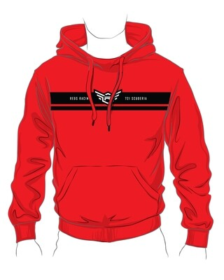 SWEATSHIRT REDS RED
