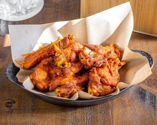 Traditional Wings (6 piece)