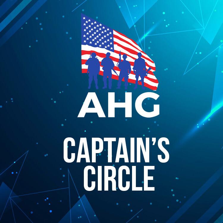 Captain's Circle - Yearly Plan
