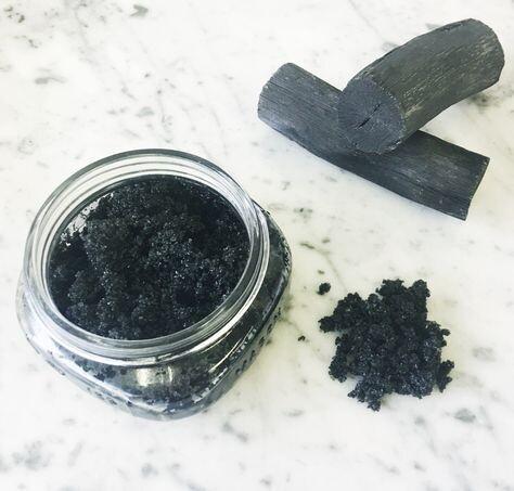 Charcoal Scrub