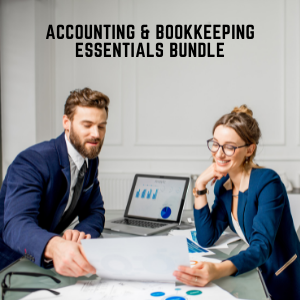 Accounting & Bookkeeping Essentials Bundle