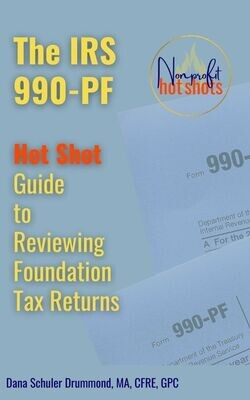 Hot Shot Guide to Reviewing Foundation Tax Returns