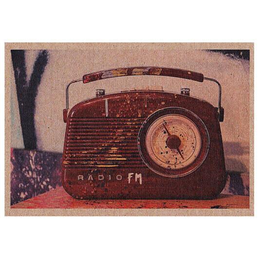 """Открытка """"Радио"""""""