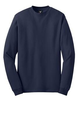 Feds (Navy, Long Sleeved) cotton t-shirt  NEW ARTWORK