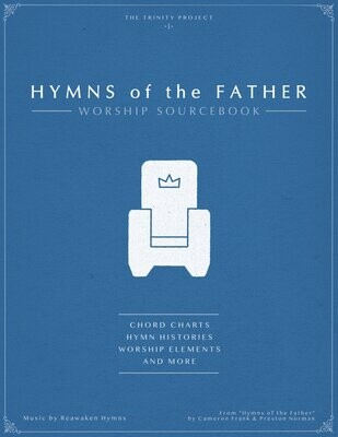 Hymns of the Father - Worship Sourcebook + Chordpro