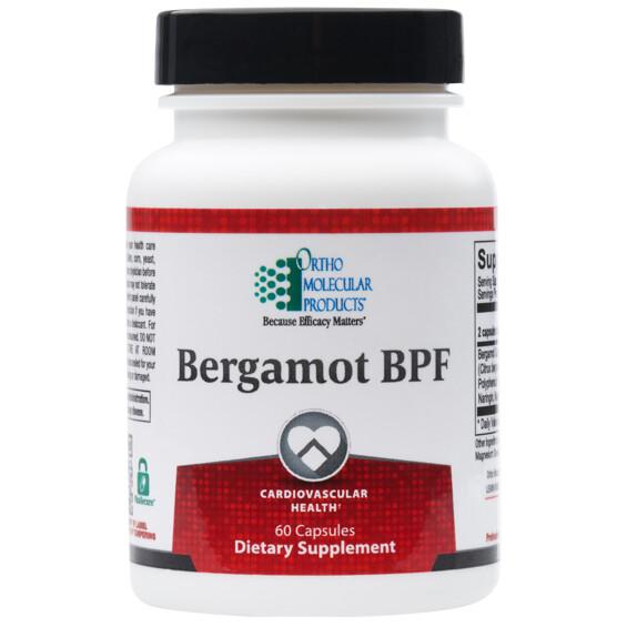Bergamot BPF 60ct