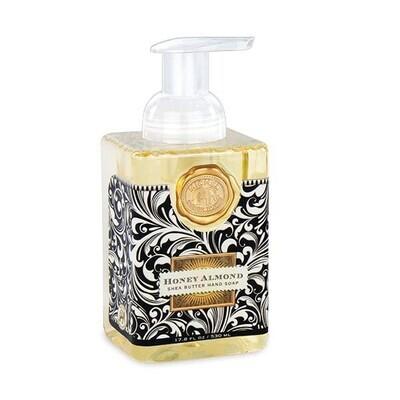 Honey Almond Foaming Hand Soap