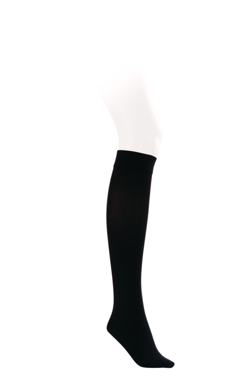 Jobst Opaque 15-20 mmHg Knee High Classic Black