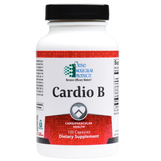 Cardio B 120ct