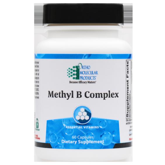 Methyl B Complex 60ct