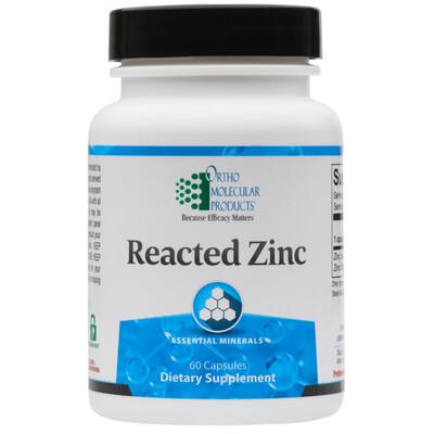Reacted Zinc 60ct