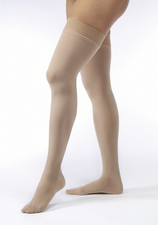 Jobst Relief 15-20 mmHg Thigh High BEIGE