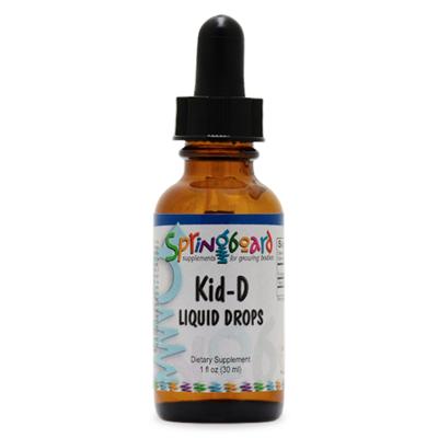 Kid-D Liquid Drops 1oz
