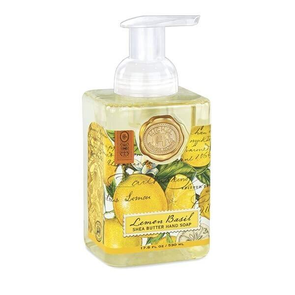 Lemon Basil Foaming Hand Soap