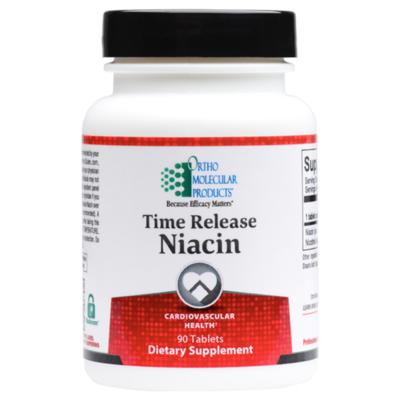 Time Release Niacin 90ct